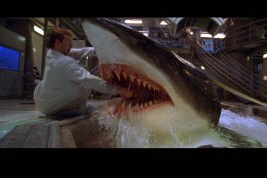 洋画『ディープ・ブルー』/サメ映画ファン待望の「サメ映画第2世代」の傑作