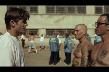 洋画『ブラッド・スローン』/ギャングだらけの刑務所に入った元エリートサラリーマンだけど何か質問ある?