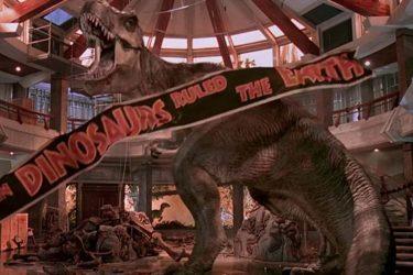 洋画『ジュラシック・パーク』/ラプトルさんの人気を劇的に上昇させた伝説的な元祖恐竜映画