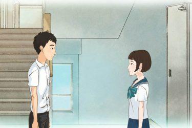 アニメ映画『こんぷれっくす×コンプレックス』/真夏の腋の香りのように甘くて酸っぱい青春ラブストーリー